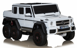 DMD-318 Mercedes G63 6x6 White      19-5-2020