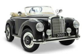 Mercedes 300S  retro  Black paint       18-2-2020