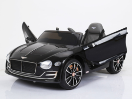 Bentley  EXP  black paint     29-4-2020