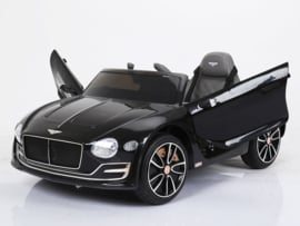Bentley  EXP  black paint     delivery date pending