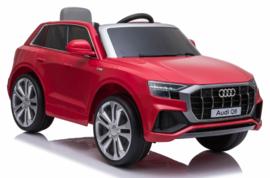Audi Q8 red       Arrival    pending