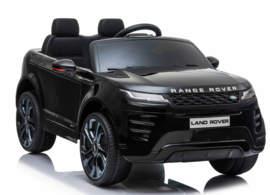 Range Rover Evoque, BlueTooth, zwart metallic, FM radio, Leder Look, EVA, 2.4ghz RC  (EVOzw))