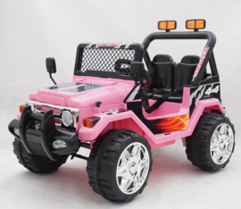 Jeep S618  pink    arrival pending