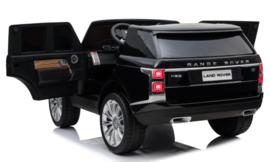 Range Rover Autobiography HSE , Mp4, 2 zitter, 4WD, zwart metallic, BlueTooth, FM radio,Leder, eva, RC  (RR-999zw)
