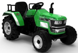 Tractor Blazin Wheels 12V groen, met vele opties (HL2788gr)