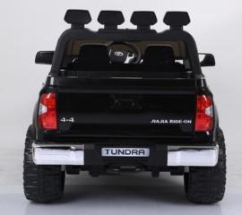 Toyota Tundra , 2 zitter,  rubberbanden, zwart , leder, 2.4ghz softstart,  (JJ2266)