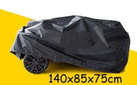 Beschermhoes  Extra Large  geschikt voor alle grote 2 zits auto's. (CCXL)
