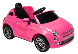 Fiat 500  pink         arrival pending