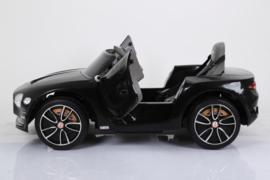 Bentley EXP12  zwart Metallic, 12V softstart afstandsbediening (JE1166zw)