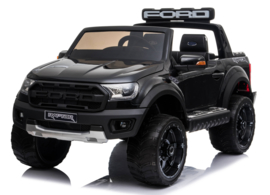Ford RAPTOR F-150 , zwart metallic, 2.4ghz softstart RC, multimedia, zwart leder, FM, BT,  (FRRzw)