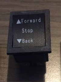 Schakelaar  Forward / stop / back
