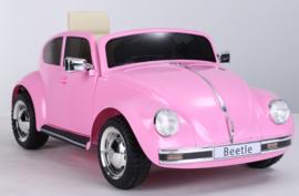 VW Beetle pink        4-8-2020