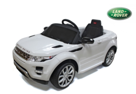 Range Rover Evoque wit, 12V, RC,  (Evoque,wit)