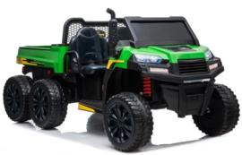 Gator Farm Truck, 4WD, 2x12V7ah, leder,  A730-2 (FarmGator)