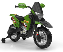 Dirtbike green 9012   22-1-2020