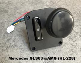 Mercedes GLS63 / HL228 versnellingspook compleet.