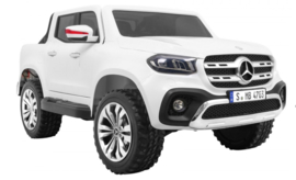Mercedes-Benz X-Class, wit, Mp4 tv, FM, BlueTooth, Leder, etc (XMX606wt)