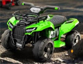 NEW  JS320 6V quad green    4-8-2021