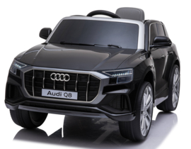 Audi Q8 black       Arrival    pending