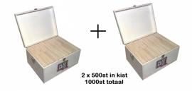 PlayBrix 1000st in kist
