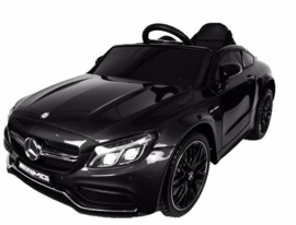 Mercedes C63  1S  black paint     6-5-2020