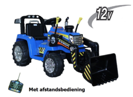 Tractor ZP1005 blue  RC     6-5-2020