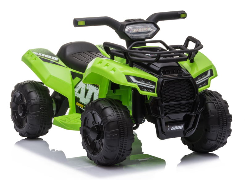 Quad 6V, Champion 5000 groen, multimedia (JS320gr)