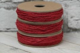 papiertouw rood