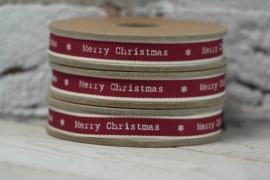 Lint Merry Christmas smal