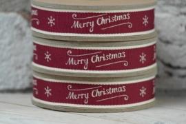 Lint 'Merry Christmas' 1
