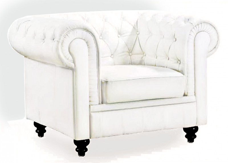 Beste Moderne Chesterfield fauteuil | Chesterfield | Engelse LM-04
