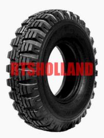 Camac 4x4 pneus