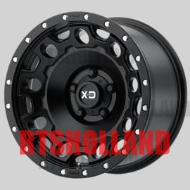 KMC Holeshot XD129  9x18  6x139,7  ET18
