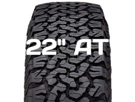 22 inch All-Terrain