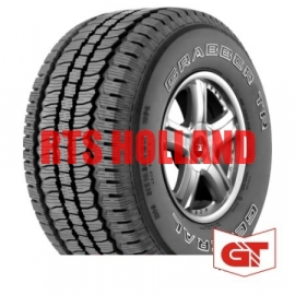 General Tire 4x4 Off-Road SUV