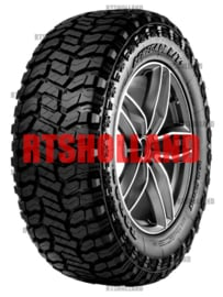 Radar Renegade RT+ plus 37/13.50R17