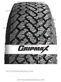 Gripmax  A/T 215/75R15 100S
