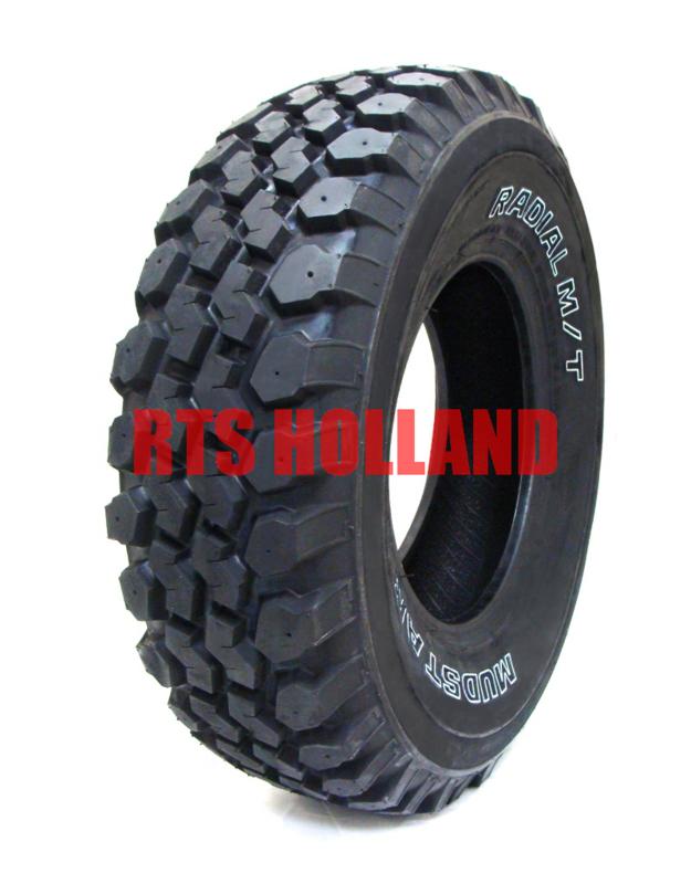 Mudstar N889 255/75R17