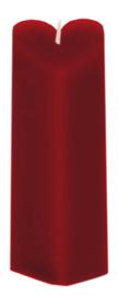 Super Mirthe's Lichtpuntjes - Hartkaars helder rood