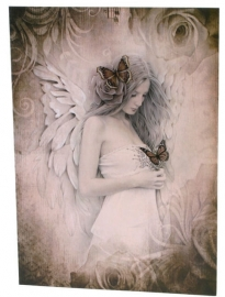 Primrose fairy - kaart van Jessica Galbreth - 18 x 13 cm