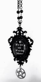Curiology nekketting - We are the wierdos Mister