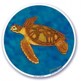 Raamsticker Sea Turtle