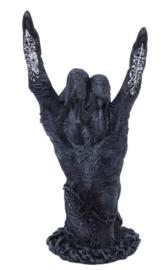 Hand van Baphomnet 17.5 cm hoog