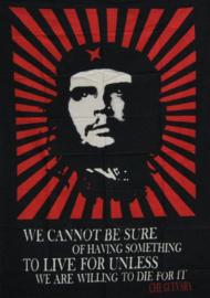 Muurkleed Che Guevara - 80 x 110 cm