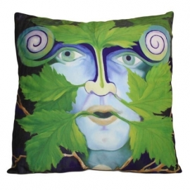 Cushion cover Green Man