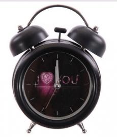 `Ik hou van je` wekker