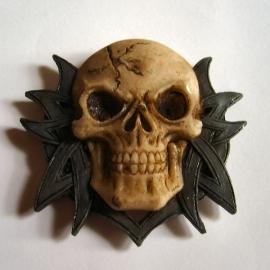 Magneet Skull 2