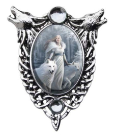 Cameo Anne Stokes Winter Guardians