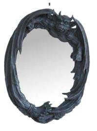 Spiegel Gargoyle Waterspuwer 24 cm hoog