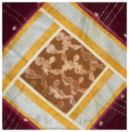 Kussenhoes sarizijde 33 - 40 x 40 cm